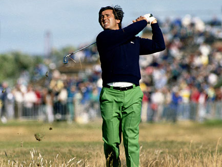 golf legend seve ballesteros