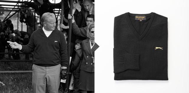 jack nicklaus golf jumper