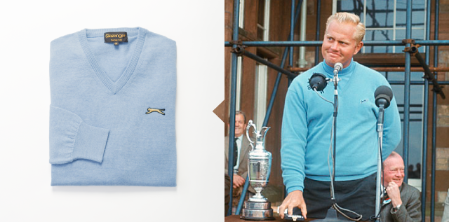 jack nickalus golf jumper