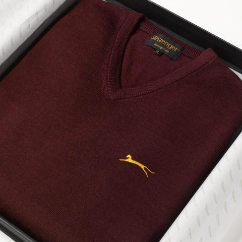 slazenger heritage sweater