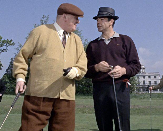 goldfinger golf scene