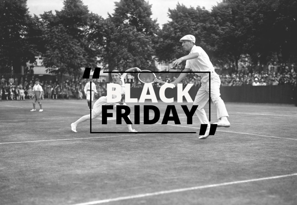 black friday slazenger heritage