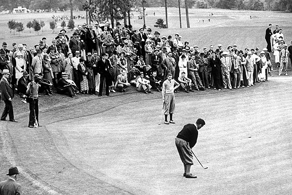 Masters Tournament in 1934