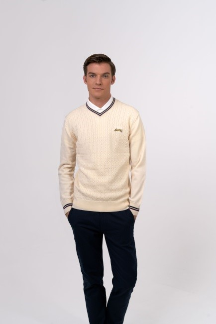 slazenger tennis legend sweater