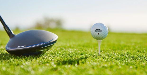 Slazenger's golf history