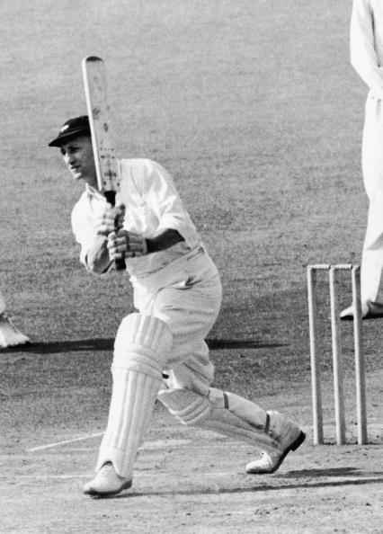 slazenger and cricket len hutton