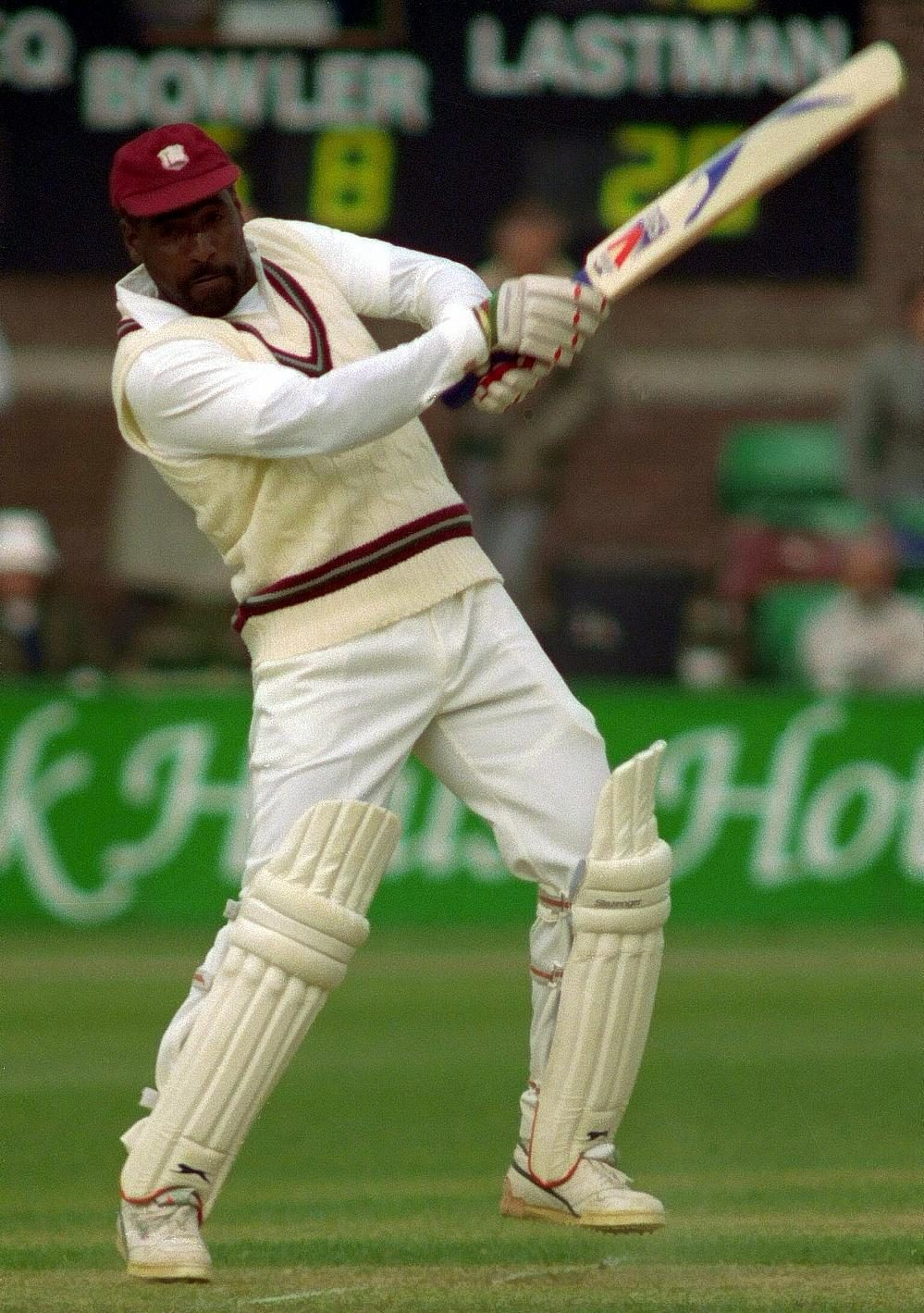 slazenger and cricket viv richards