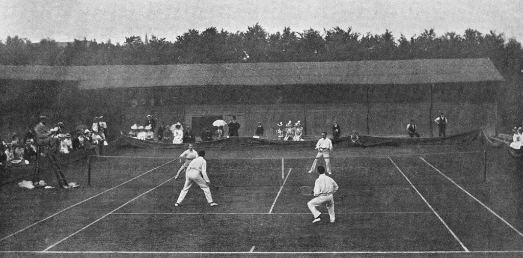 wimbledon all england club old