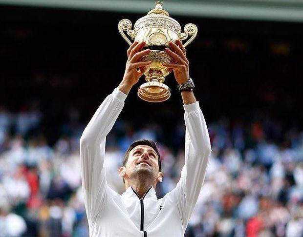 djokovic tennis legend