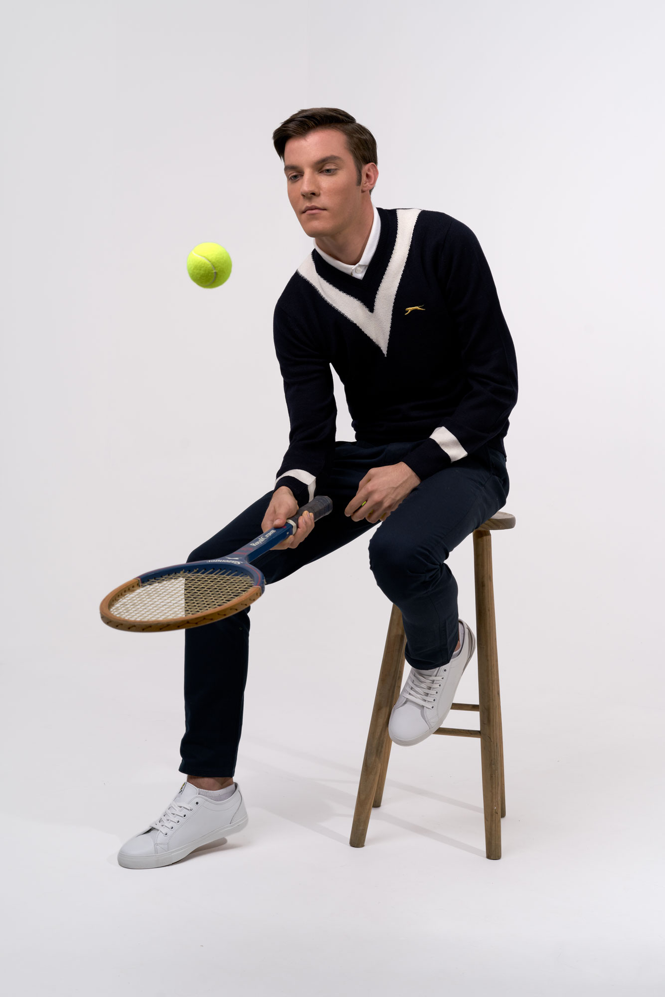 tennis sweaters for legends