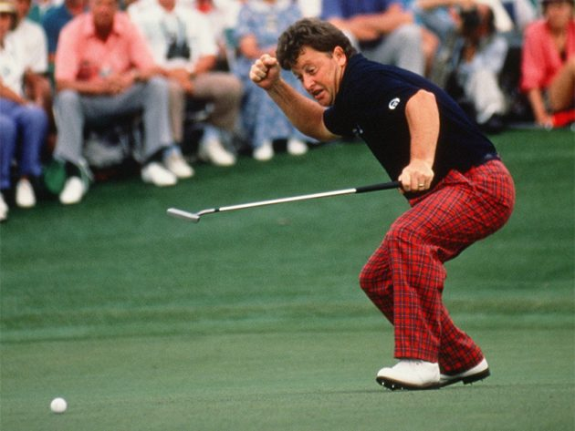 top 5 golf ian woosnam