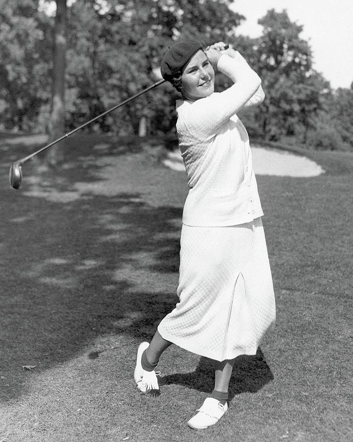 women in the history of golf