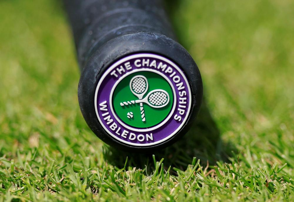 the championships wimbledon racket
