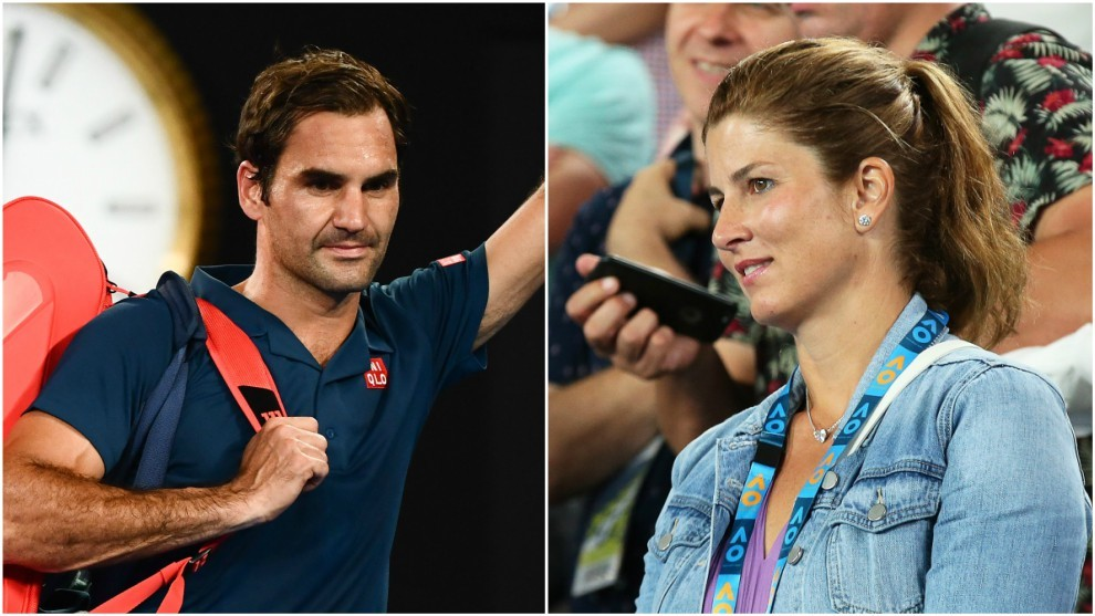 Roger Federer and his wife Mirka Vavrinec has donated almost a million euros