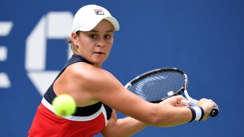 Ashleigh Barty world number one