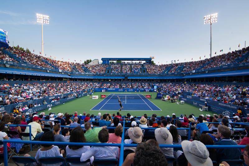 tennis tournaments: Citi Open Washington