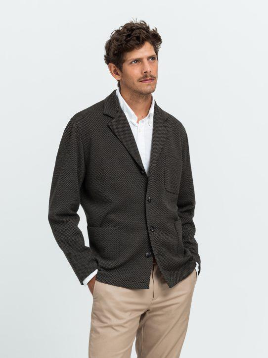 Sport Jacket Jacquard