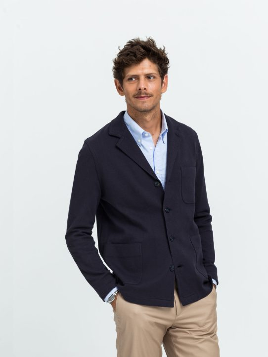 sport jacket cotton