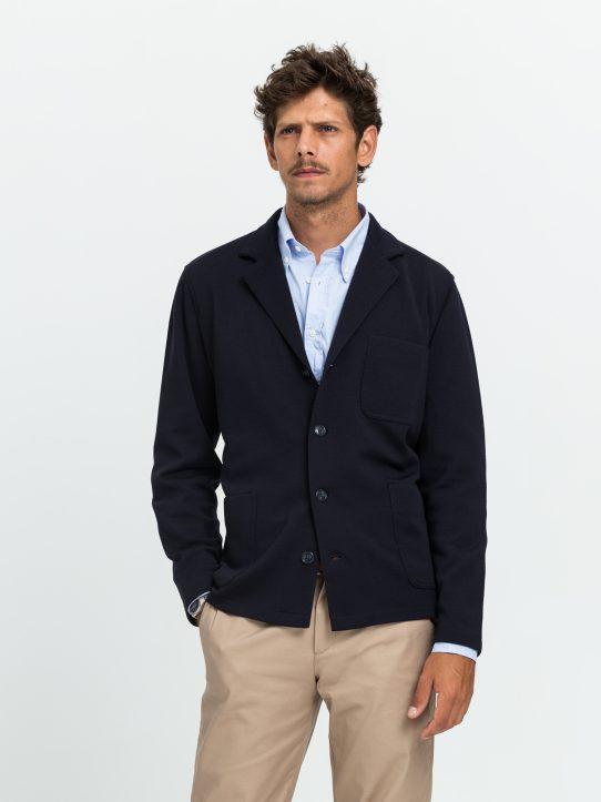 sport jacket wool