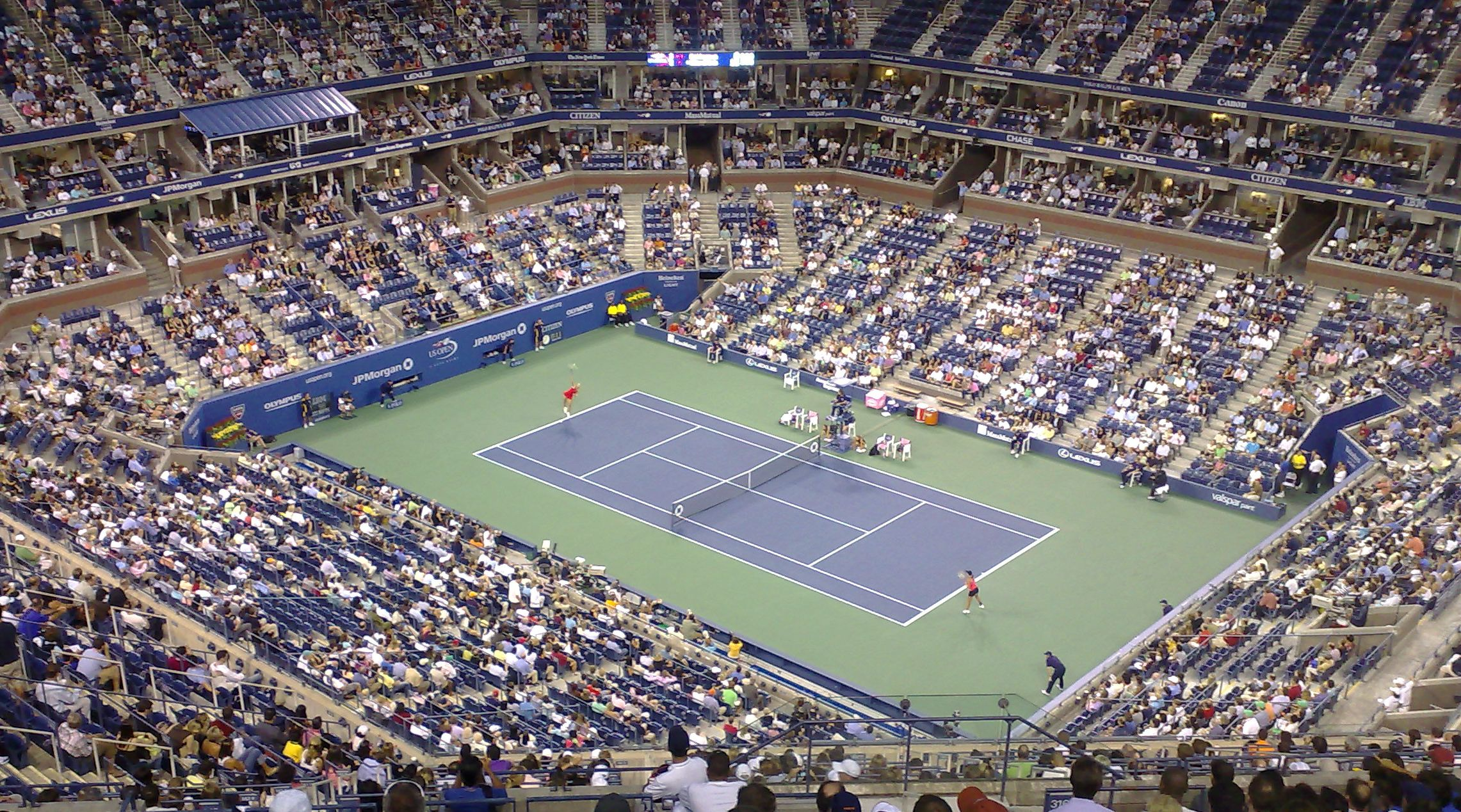 Upcoming tennis tournaments: us open