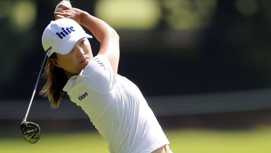 best female golfer in the world