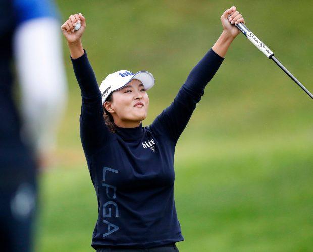 Ko Jin-young, best female golfer in the world