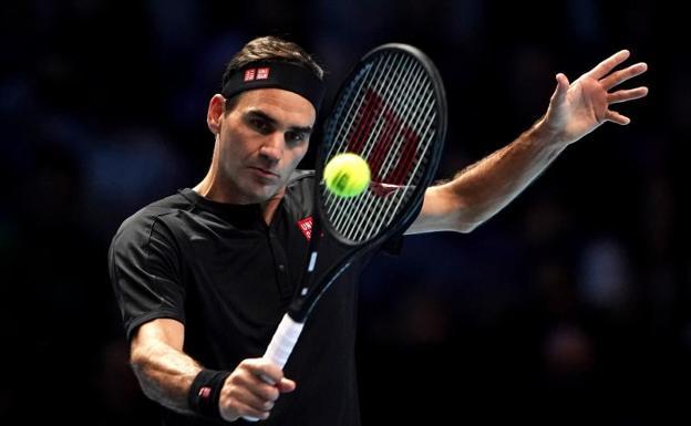 Roger Federer está en el Top 3