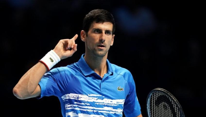 el jugador serbio Novak Djokovic está en el top 3
