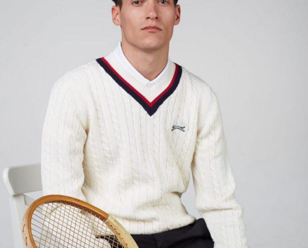 Tennis Aesthetic by Slazanger Heritage