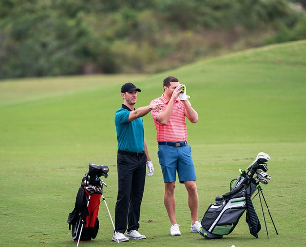 technology at golf